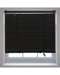 Venetian Blinds PVC - Black